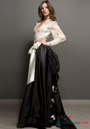 Фото 6058 в коллекции Вечерние платья - Невеста01