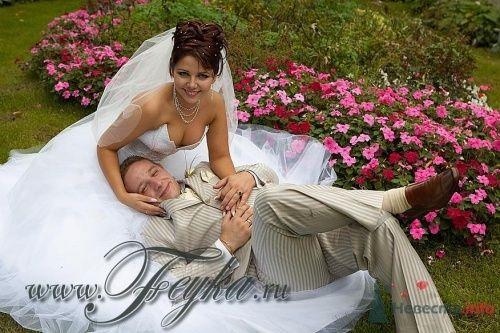 Свадебный образ от Алёны Фильченковой - фото 6193 Стилист-визажист-парикмахер Алена Фильчекова