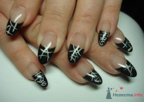 Фото 6419 в коллекции  дизайн ногтей