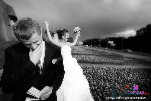 Фото 13388 в коллекции Свадебная фотосъёмка