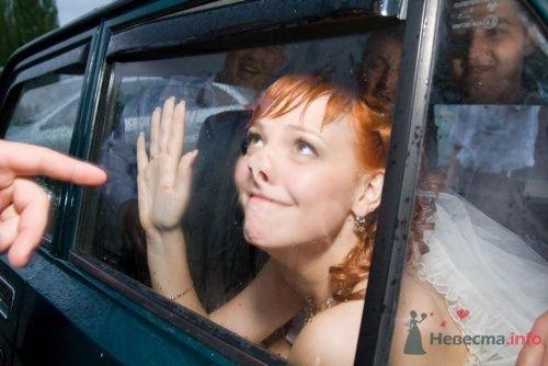 Я просто безумная!Это было когда меня украли и в машину посадтлт! - фото 23136 Виктория_Клубничка