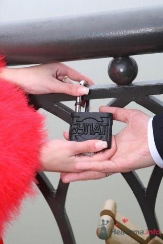 Замочек на счастье - фото 13341 Art union profi - агентство свадебных торжеств