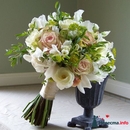 Фото 112232 в коллекции Свадебная флористика