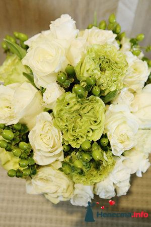 Фото 112237 в коллекции Свадебная флористика - Александра Ваш Свадебный Распорядитель