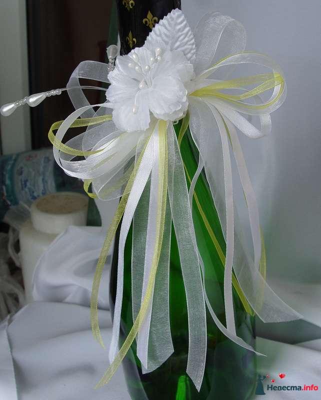 """Фото 119374 в коллекции Мои фотографии - """"Aнютa"""" - свадебные бокалы и аксессуары"""