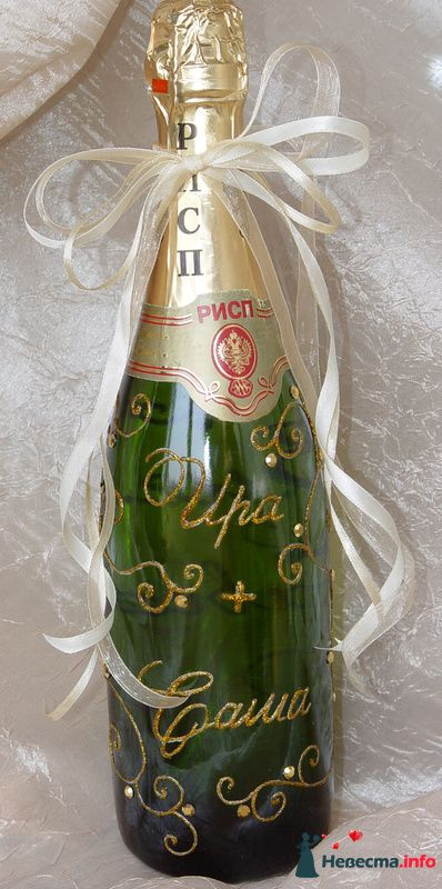 """Фото 127528 в коллекции Мои фотографии - """"Aнютa"""" - свадебные бокалы и аксессуары"""
