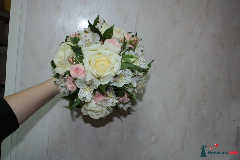 """Фото 91955 в коллекции Букет невесты - Студия флористики и декора """"Модный букет"""""""