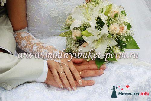 Фото 91959 в коллекции Букет невесты