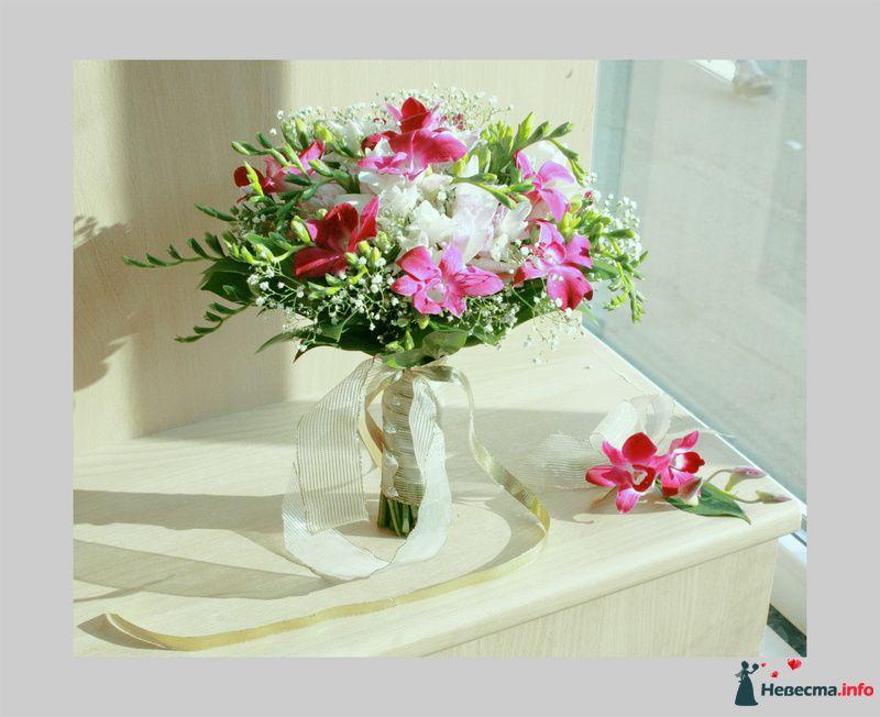 """14 мая 2010 - фото 98256 Студия флористики и декора """"Модный букет"""""""