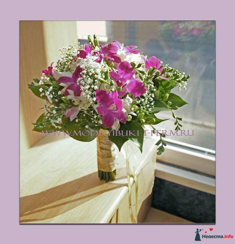 """14 мая 2010 - фото 98257 Студия флористики и декора """"Модный букет"""""""
