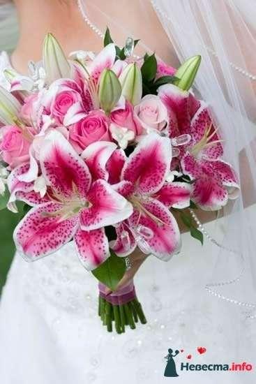 Фото 110685 в коллекции Любимые лилии - свадебные букетики - kosca