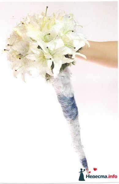 Фото 110686 в коллекции Любимые лилии - свадебные букетики - kosca