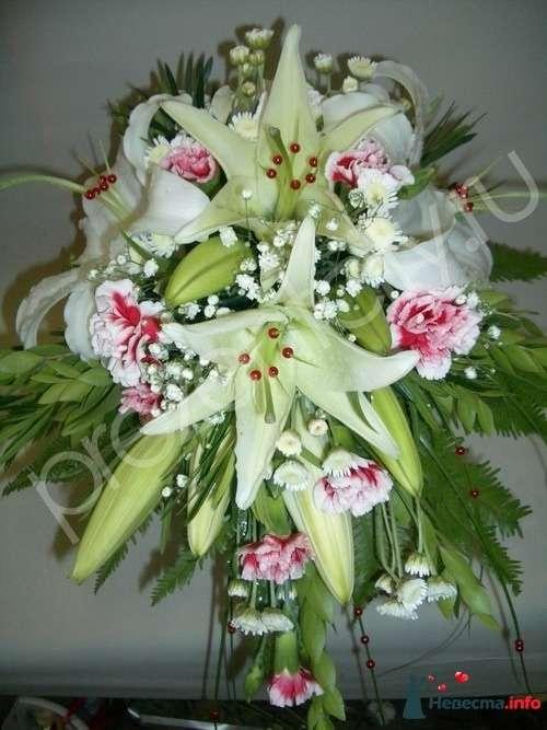 Фото 111483 в коллекции Любимые лилии - свадебные букетики - kosca