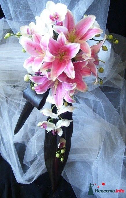 Фото 115313 в коллекции Любимые лилии - свадебные букетики - kosca
