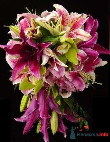 Фото 118652 в коллекции Любимые лилии - свадебные букетики - kosca