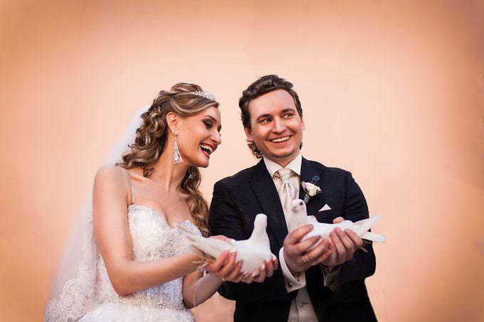 Прекрасные и любящие Елена и Денис