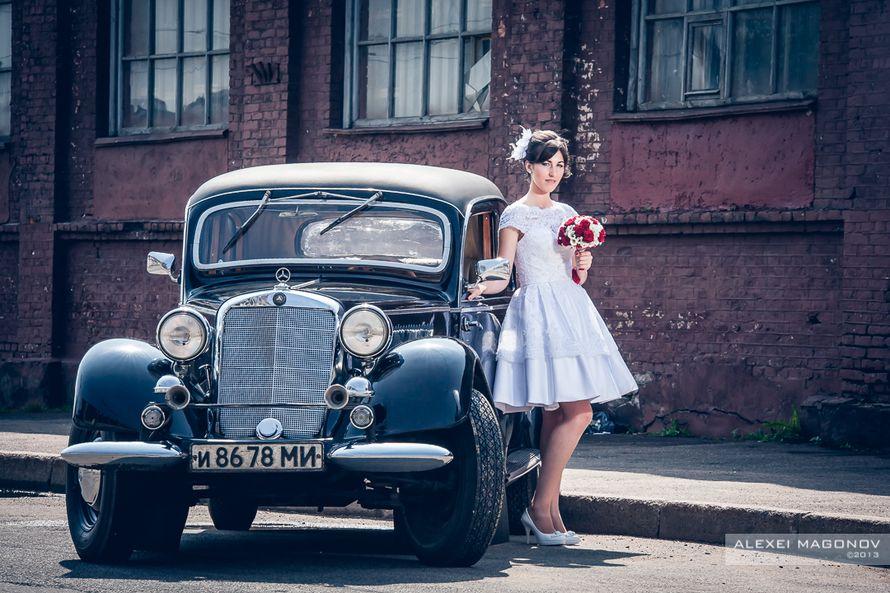 Ретро авто на свадьбу - Pokataem - фото 1770945  Pokataemby - машины на свадьбу