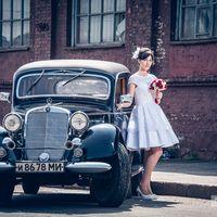 Ретро авто на свадьбу - Pokataem