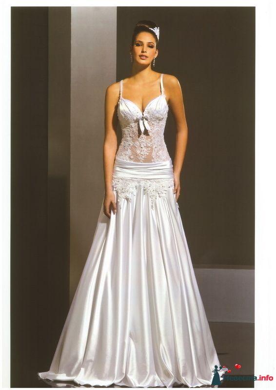 Фото 93530 в коллекции Дизайнерские свадебне платья - bonnita