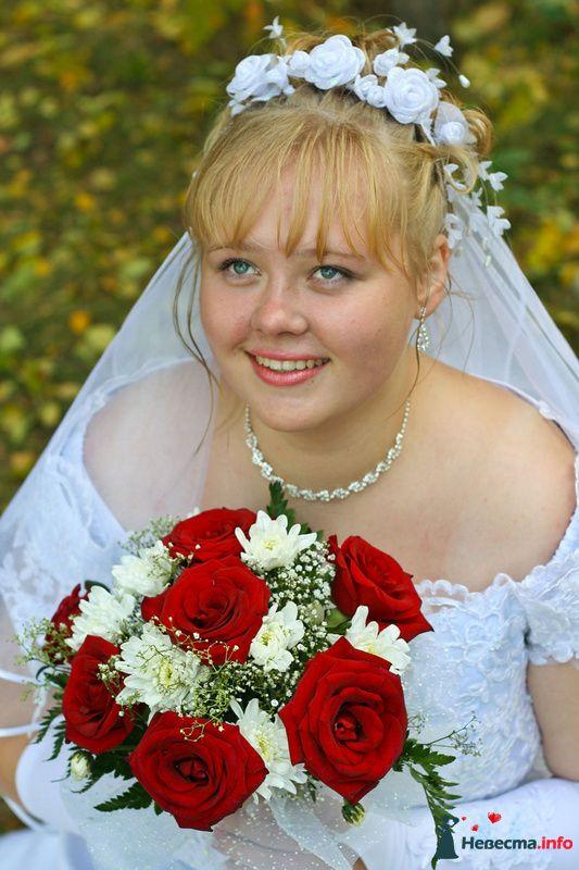 """Невеста - фото 98913 Студия """"Обручальное кольцо"""""""