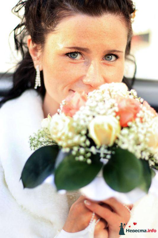 """Невеста и букет - фото 244563 Студия """"Обручальное кольцо"""""""