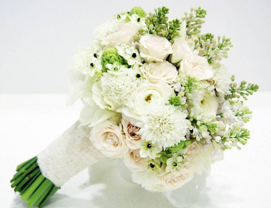 Букеты для невесты в подарок 81