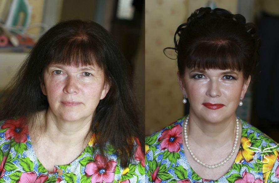 Прически на средние волосы на юбилей 50