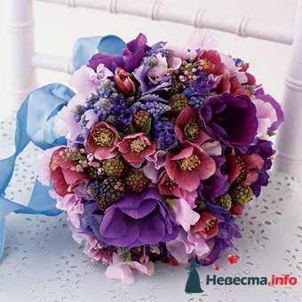 """букет невесты - фото 94617 """"Свадебное агентство №1"""""""