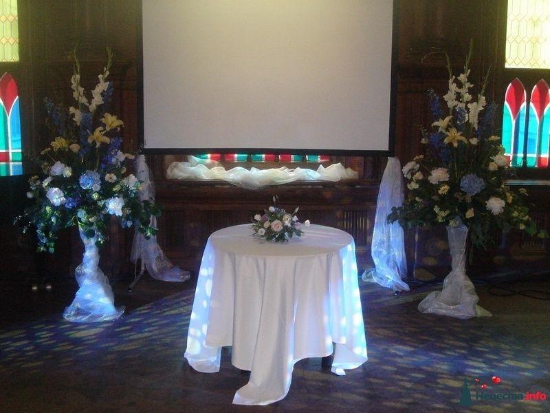 Фото 105056 в коллекции Декор свадебной церемонии. - Флорист-декоратор Янина Венгерова