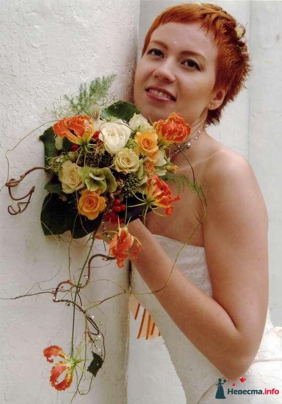 Фото 106290 в коллекции БУКЕТ НЕВЕСТЫ - Флорист-декоратор Янина Венгерова