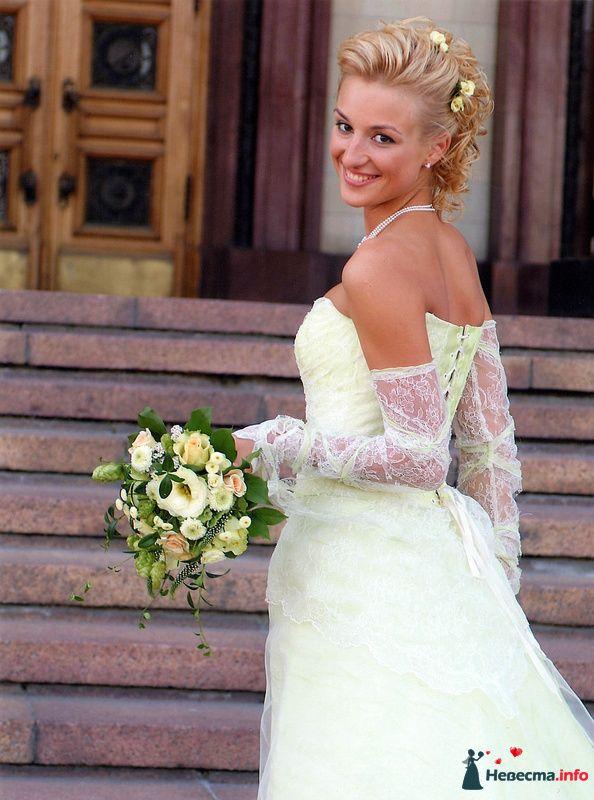 Фото 106291 в коллекции БУКЕТ НЕВЕСТЫ - Флорист-декоратор Янина Венгерова