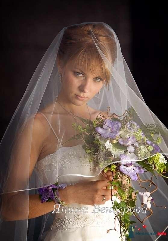 Фото 106301 в коллекции БУКЕТ НЕВЕСТЫ - Флорист-декоратор Янина Венгерова