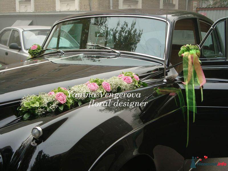 Фото 131676 в коллекции Оформление авто - Флорист-декоратор Янина Венгерова
