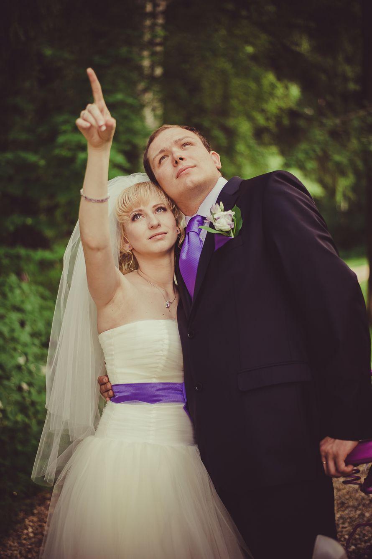 Фото 991563 в коллекции Свадебное - Свадебный фотограф Альберт Анна