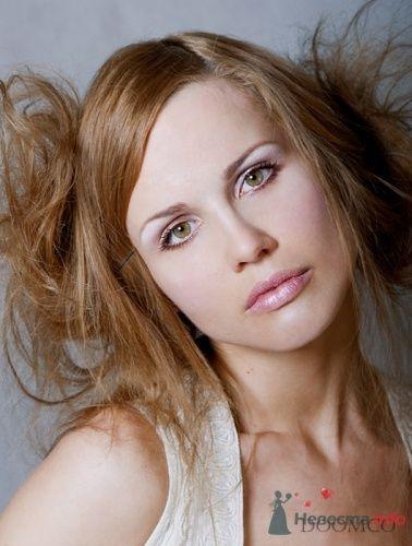 Мой макияж для фотосессии актрисы Натальи Лесниковской.