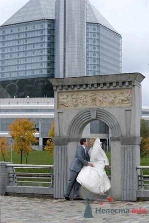Фото 10845 в коллекции 4 октября 2008 - Невеста01