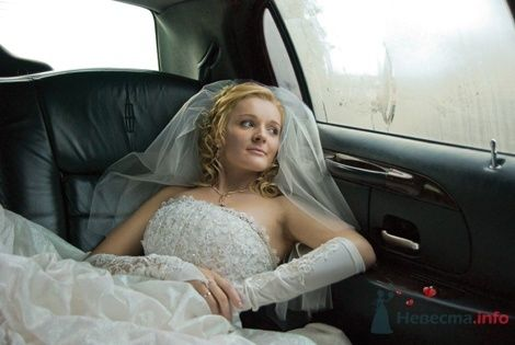 Фото 10859 в коллекции 4 октября 2008 - Невеста01