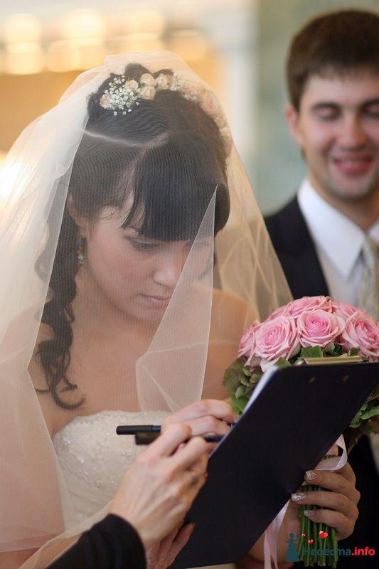 Фото 99954 в коллекции Свадебные истории: Андрей и Екатерина