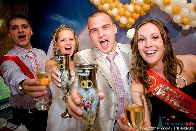 Свадебная фотосъемка - фото 96955 Алексей Пырков - фотограф свадеб и людей
