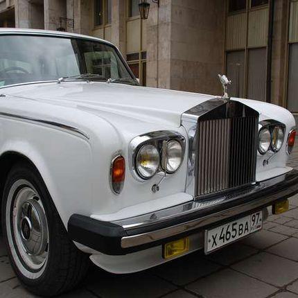Аренда Rolls Royce 1967
