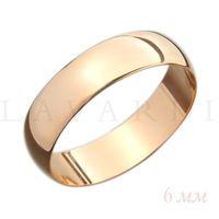 Гладкое обручальное кольцо. ширина 6мм. Цена 6700 рублей за кольцо (цена может быть больше или меньше взависимости от размера и веса) 585 проба.