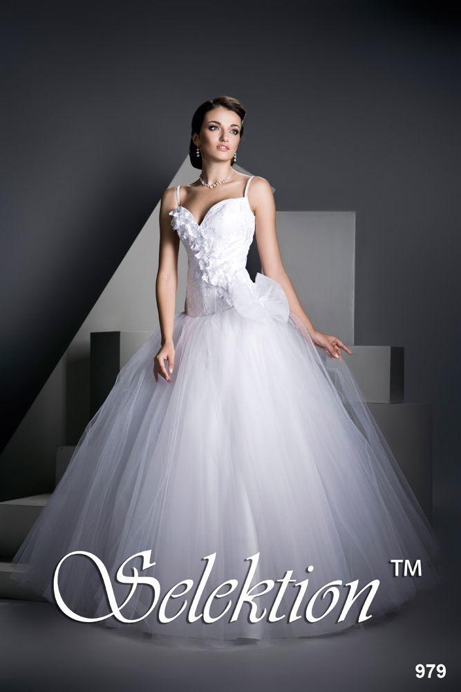 """Фото 854901 в коллекции Selection - Свадебный салон """"Just Married"""""""