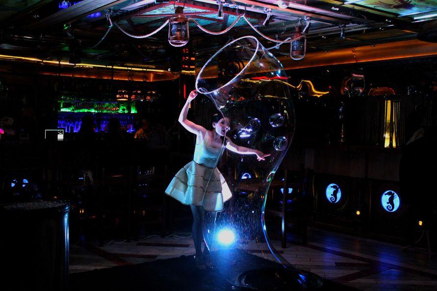 """Фото 13942116 в коллекции Портфолио - Шоу мыльных пузырей """"Хрустальная фантазия"""""""