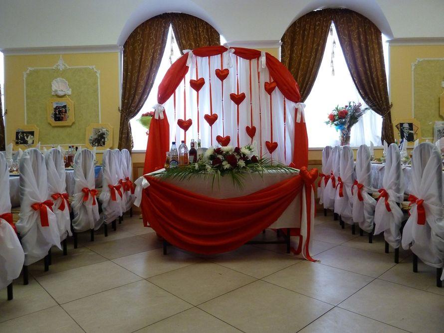 """Фото 890837 в коллекции оформление банкетных залов - Магазин-салон """"Свадебный декор"""" - оформление"""