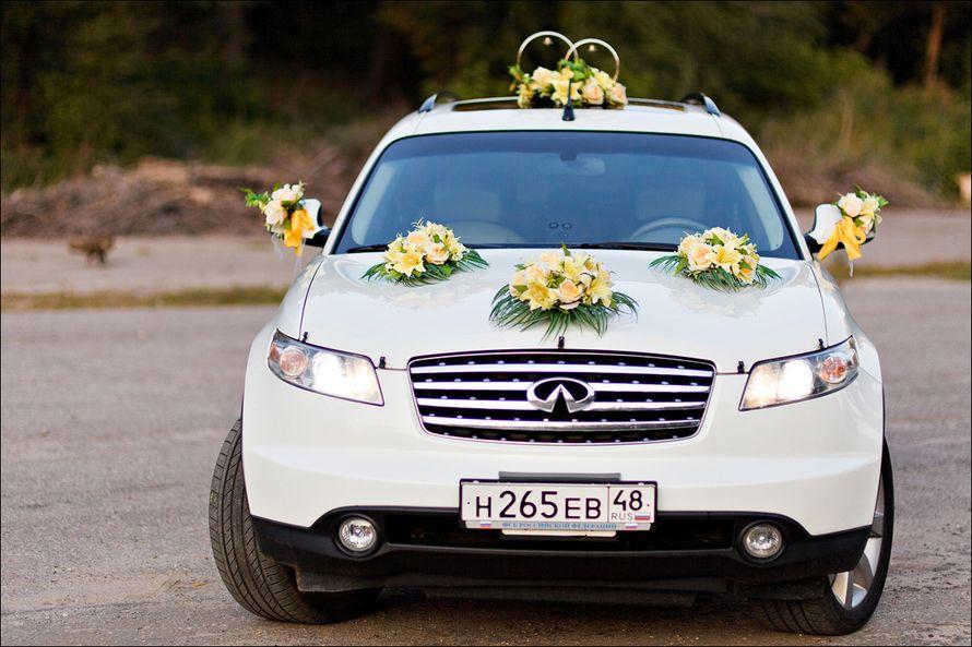 Украшения для свадебной машины, рассортированные 77