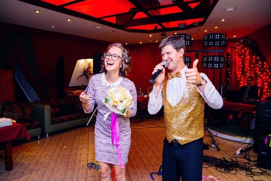 Проведение свадьбы + DJ + звук, свет и проектор, январь - июнь