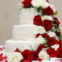 Свадебные торты по индивидуальному заказу!