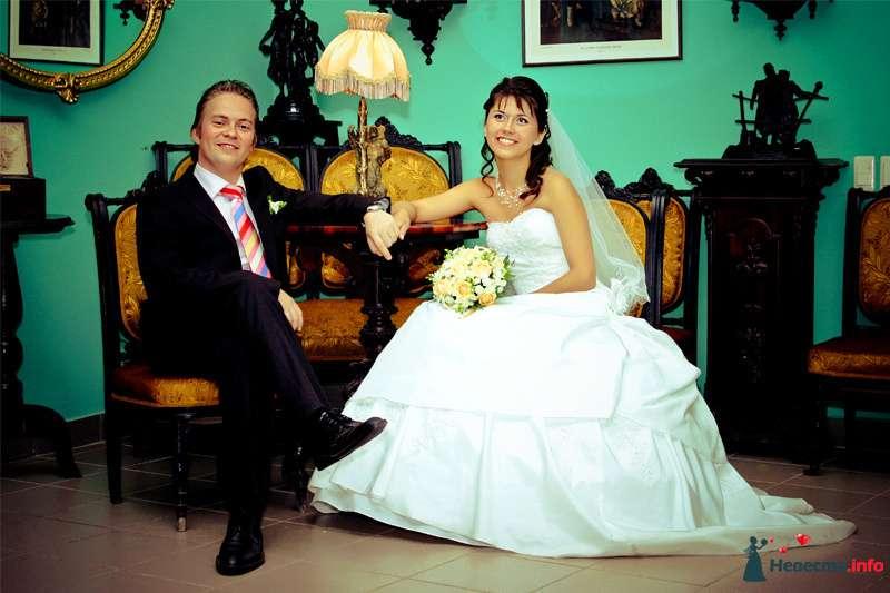 Фото 98739 в коллекции Свадебные фотографии - Ян