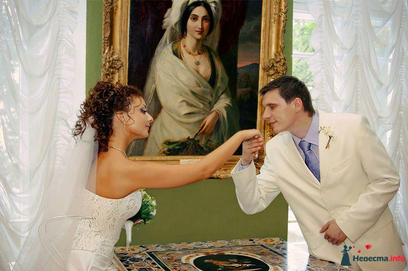 Фото 98742 в коллекции Свадебные фотографии