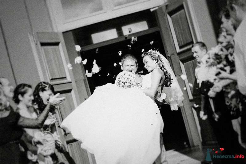 Фото 98744 в коллекции Свадебные фотографии - Ян